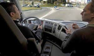 Обучение вождению грузового автомобиля в Одессе